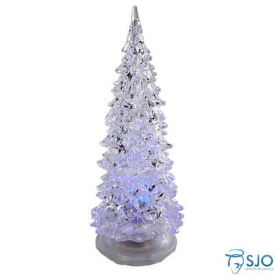 Árvore de Natal com Luz - 20 cm