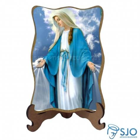 Porta Retrato Nossa Senhora das Graças - Modelo 3