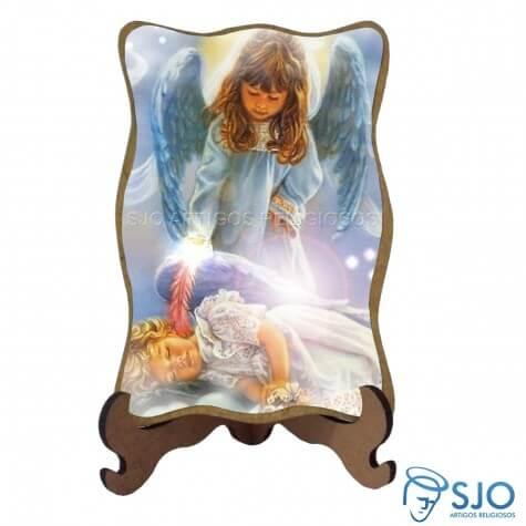 Porta Retrato Anjo da Guarda - Modelo 2
