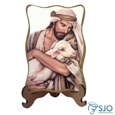 Porta-Retrato Bom Pastor - Modelo 1