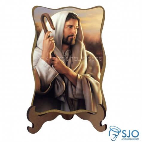 Porta Retrato Bom Pastor - Modelo 2
