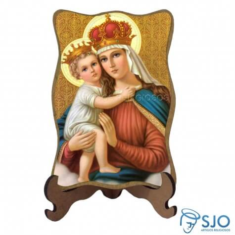 Porta Retrato Nossa Senhora Auxiliadora - Modelo 1