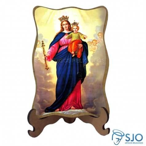 Porta Retrato Nossa Senhora Auxiliadora - Modelo 2