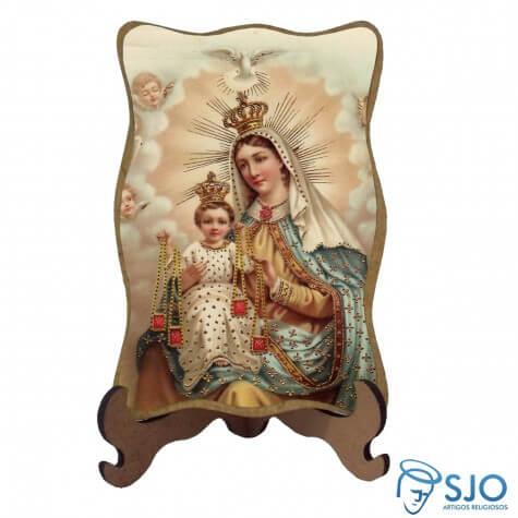 Porta Retrato Nossa Senhora do Carmo - Modelo 1