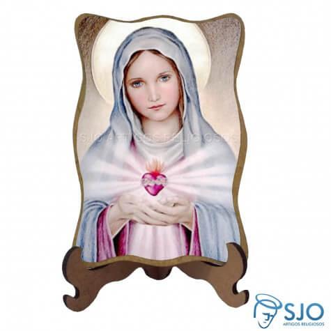 Porta-Retrato Nossa Senhora da Chama do Amor