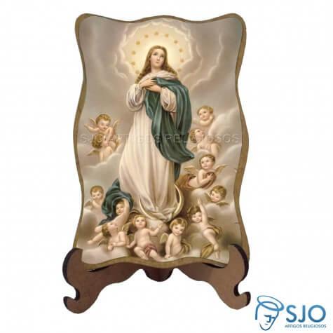 Porta Retrato Nossa Senhora da Imaculada Concei��o - Modelo 1