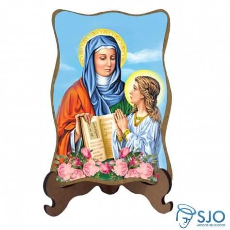 Porta Retrato Nossa Senhora de Santana - Modelo 1