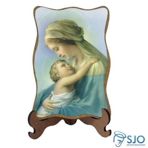 Porta Retrato Nossa Senhora do Abraço
