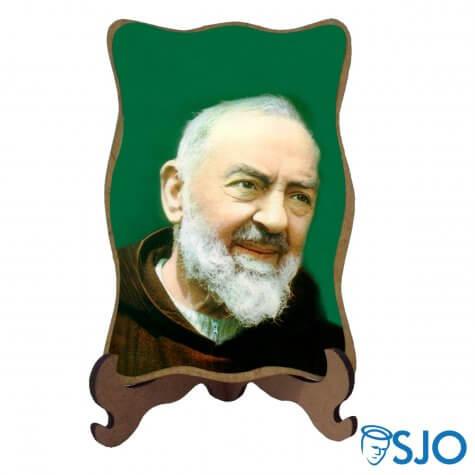 Porta-Retrato Padre Pio - Modelo 2