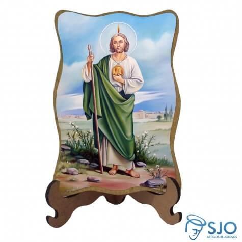 Porta Retrato São Judas Tadeu - Modelo 1