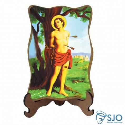 Porta Retrato S�o Sebasti�o - Modelo 1