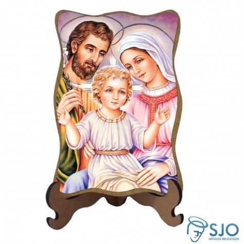Porta Retrato Sagrada Família - Modelo 6