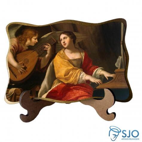 Porta Retrato Santa Cecília