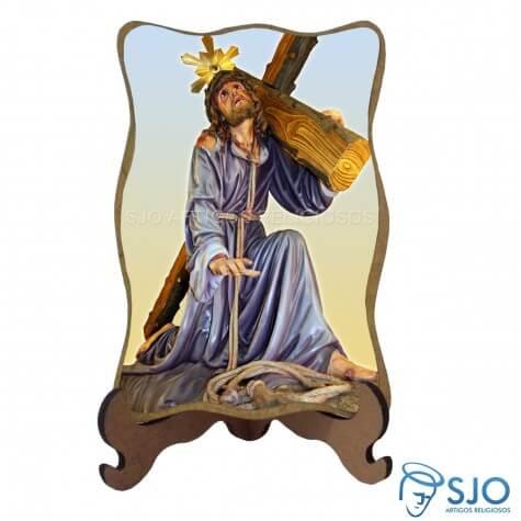 Porta Retrato Bom Jesus dos Passos - Modelo 1
