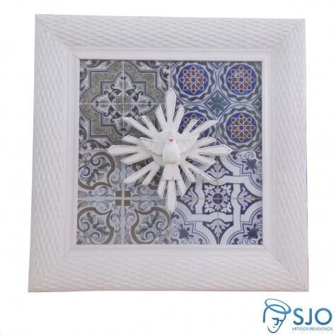 Azulejo Divino Espírito Santo - 45 cm