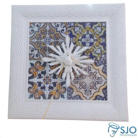 Azulejo Divino Esp�rito Santo - 45 cm