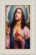 Quadro Religioso Sagrado Coração de Jesus - Mod. 1