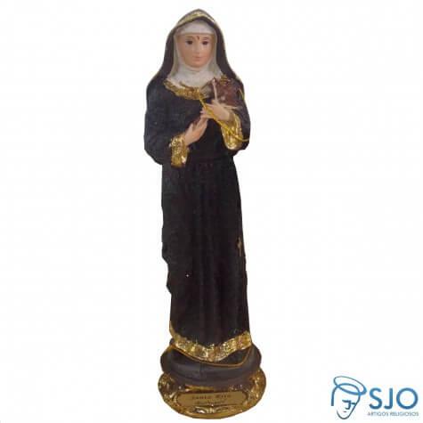 Imagem de resina Santa Rita de Cassia - Modelo 2 - 20 cm