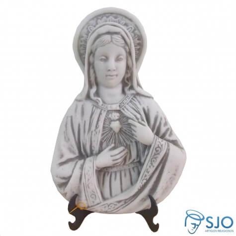 Imagem de Mesa/Parede Sagrado Cora��o de Maria em M�rmore