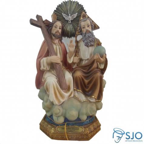 Imagem de resina Sant�ssima Trindade - 40 cm