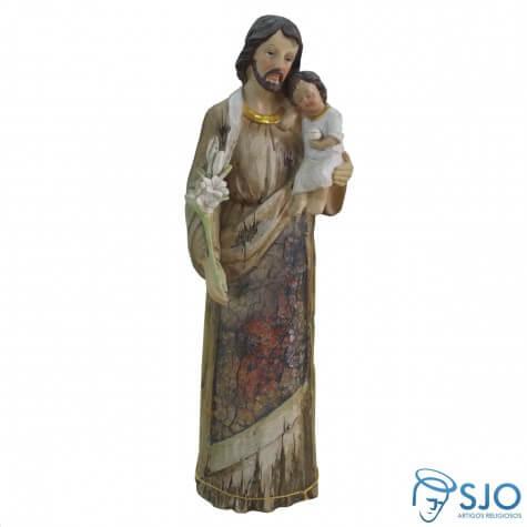 Imagem de resina S�o Jos� - Modelo 2 - 30 cm