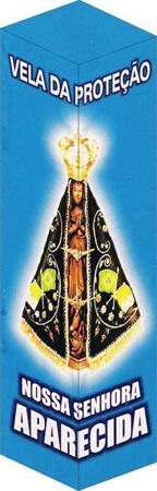 Vela de Proteção - Nossa Senhora da Aparecida