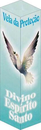 Vela de Proteção - Divino Espírito Santo
