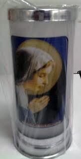 Porta Vela Jateado - Nossa Senhora do Silêncio
