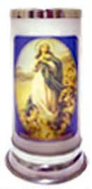 Porta Vela Jateado - Imaculada Conceição