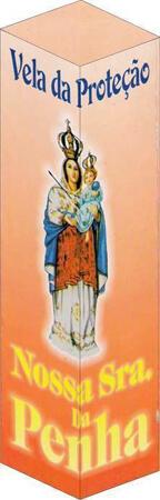 Vela de Proteção - Nossa Senhora da Penha