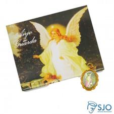 50 Cart�es com Medalha do Anjo da Guarda