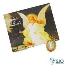 100 Cart�es com Medalha do Anjo da Guarda