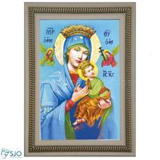 Quadro Religioso Nossa Senhora Perpétuo Socorro
