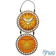 Adorno de Porta Redondo - Divino Espirito Santo