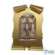 Pergaminho 8 x 5 De Nossa Senhora das Gra�as