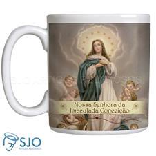 Caneca Nossa Senhora da Imaculada Conceição