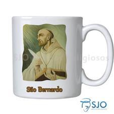 Caneca São Bernardo com Oração