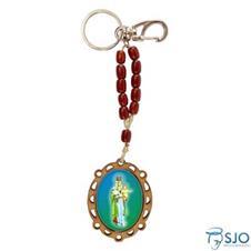 Chaveiro de Madeira Nossa Senhora da Boa Esperan�a