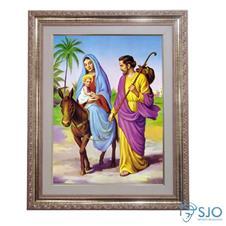 Quadro - Nossa Senhora do Desterro - 52 cm x 42 cm