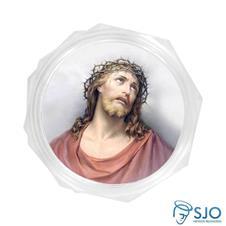 Embalagem Personalizada da Face de Cristo