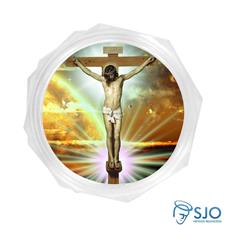 Embalagem Personalizada de Jesus Crucificado