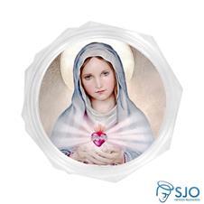 Embalagem Personalizada de Nossa Senhora da Chama do Amor