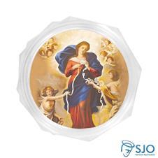 Embalagem Personalizada de Nossa Senhora Desatadora de Nós