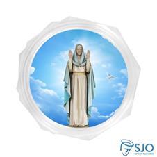 Embalagem Personalizada de Nossa Senhora do Equilíbrio