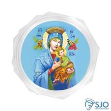 Embalagem Personalizada de Nossa Senhora do Perp�tuo Socorro