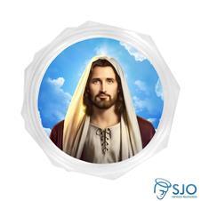 Embalagem Personalizada do Rosto de Cristo