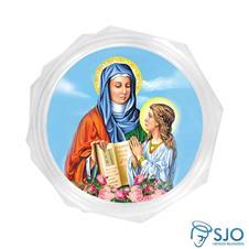 Embalagem Personalizada de Nossa Senhora de Santana