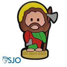 Imã Emborrachado São Judas Tadeu