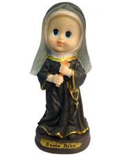 Imagem Infantil de Santa Rita - 15 cm