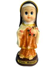Imagem Infantil de Santa Terezinha - 15 cm